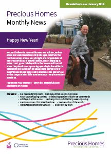 January 2019 Newsletter</a>