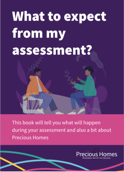 precious homes easy read assessment guide